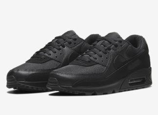 Nike Air Max 90 Triple Black CN8490-003 Release Date Info