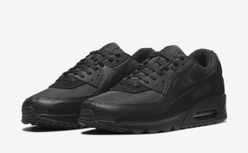 Nike Air Max 90 Triple Black CN8490-003 Release Date Info