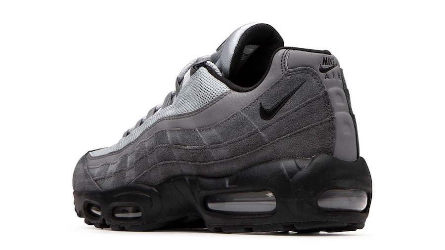 Nike Air Max 95 Anthracite AT9865-008 Release Date Info