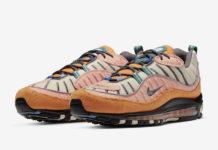 Nike Air Max 98 Corduroy CQ7513-814 Release Date Info