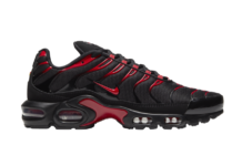 Nike Air Max Plus Black University Red CU4864-001 Release Date Info