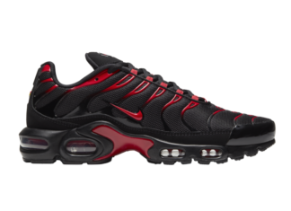 Nike Air Max Plus Black University Red CU4864-001 Release Date Info