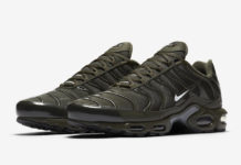 Nike Air Max Plus Olive CU3454-300 Release Date Info