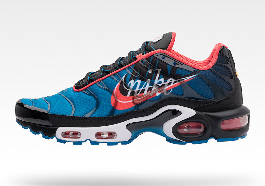 Nike Air Max Plus Time Capsule Pack Release Date Info
