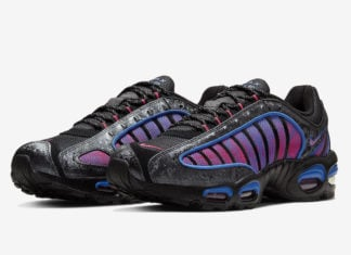 Nike Air Max Tailwind 4 Black Pink Blue CD0459-002 Release Date Info