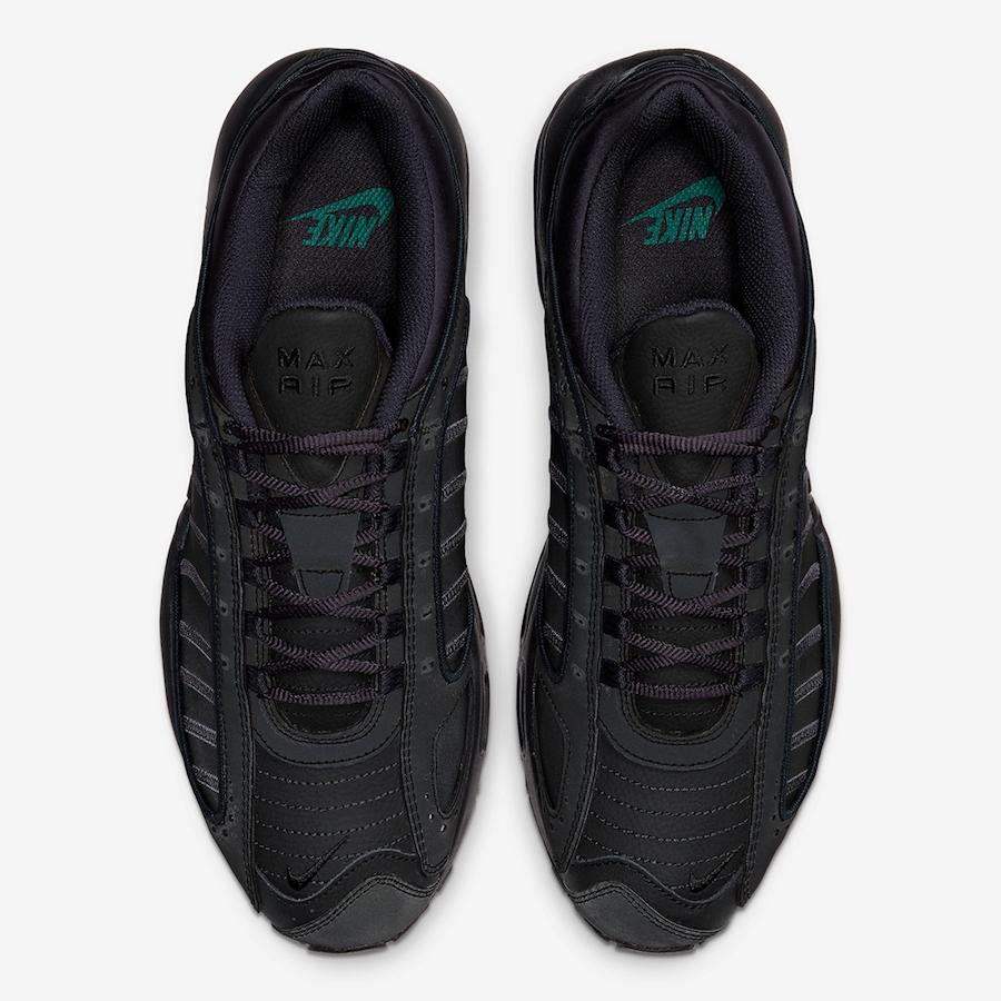 Nike Air Max Tailwind 4 IV 99 SP Black CQ6569-001 Release Date Info
