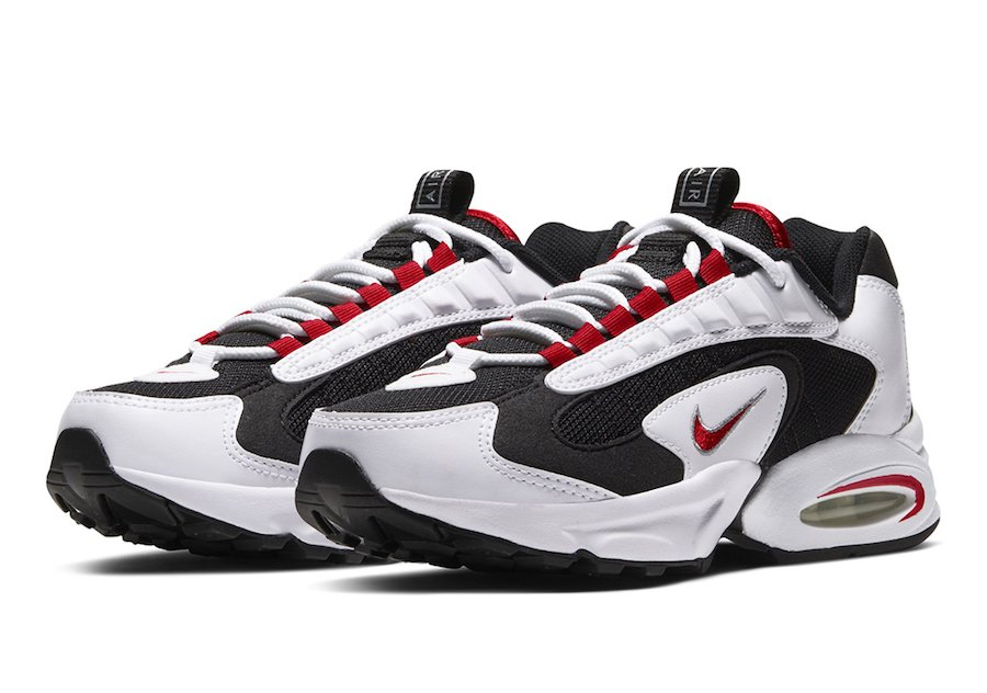 Nike Air Max Triax 96 University Red CD2053-105 Release Date Info ...