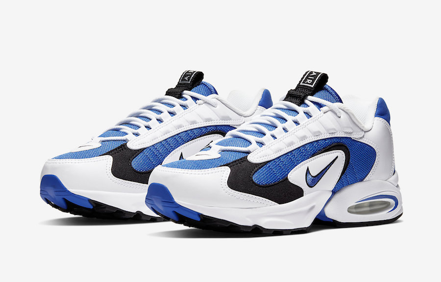 Nike Air Max Triax 96 Varsity Royal CD2053-106 Release Date Info