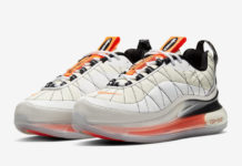 Nike Air MX 720-818 Sail Orange CI3869-100 Release Date Info