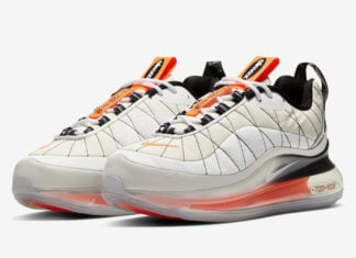 Nike Air MX 720-818 Sail Orange CI3869-100 Release Date Info