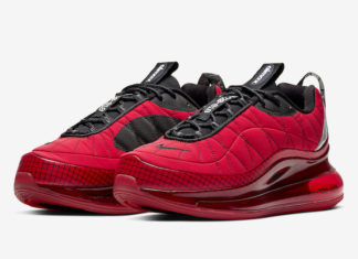 Nike Air MX 720-818 University Red CI3871-600 Release Date Info