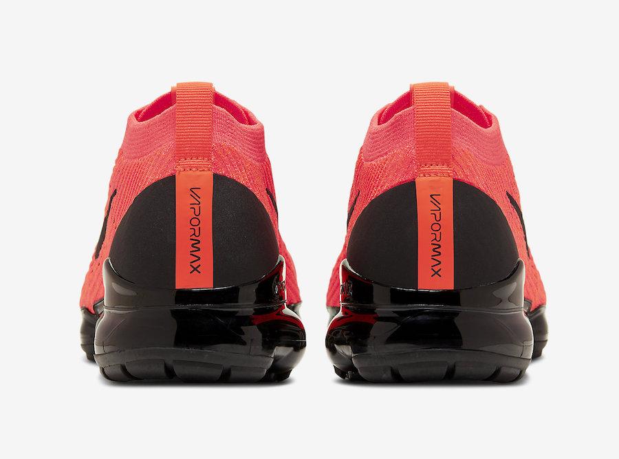 Nike Air VaporMax 3.0 Flash Crimson AJ6900-608 Release Date Info
