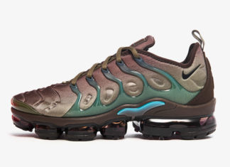 Nike Air VaporMax Plus Baroque Brown Medium Olive 924453-206 Release Date Info