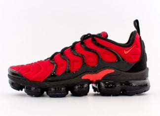 Nike Air VaporMax Plus University Red CU4863-600 Release Date Info