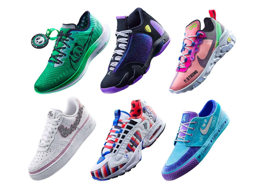 Nike Doernbecher Freestyle 2019 Collection Release Info