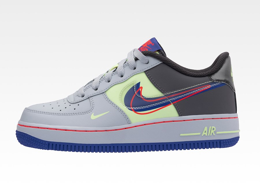 Nike Air Force 1 Low Dunk It Pack Release Date Info
