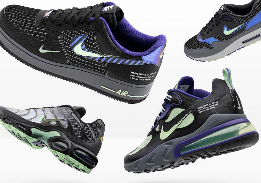 Nike Future Swoosh Pack Release Date Info