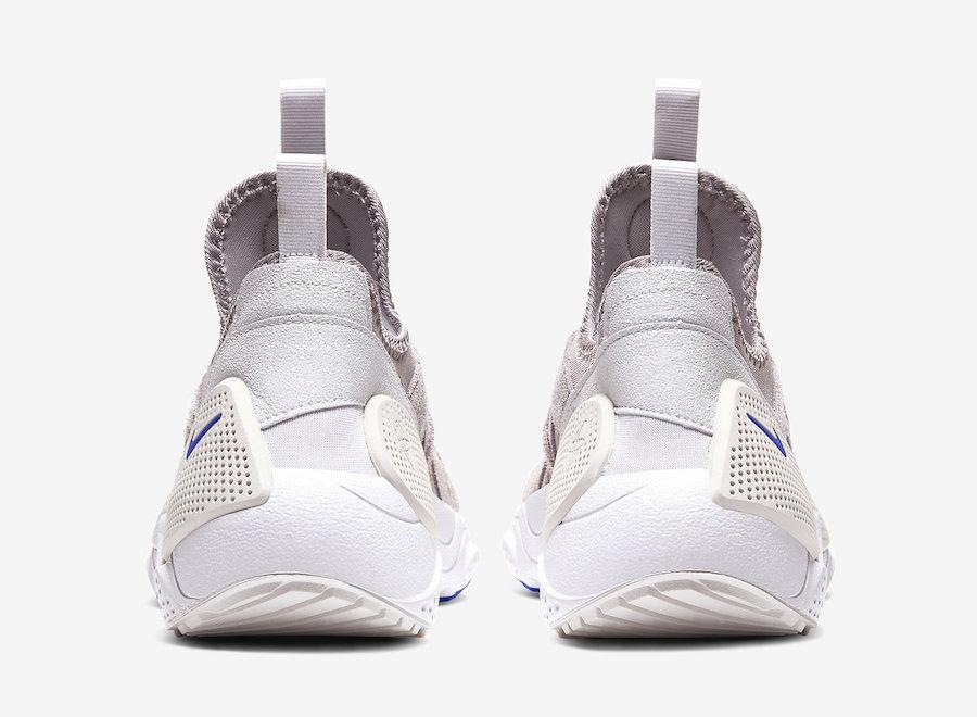 Nike Huarache EDGE TXT Grey Blue BQ5101-200 Release Date Info