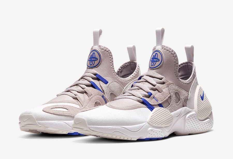 Nike Huarache EDGE TXT Grey Blue BQ5101,200 Release Date