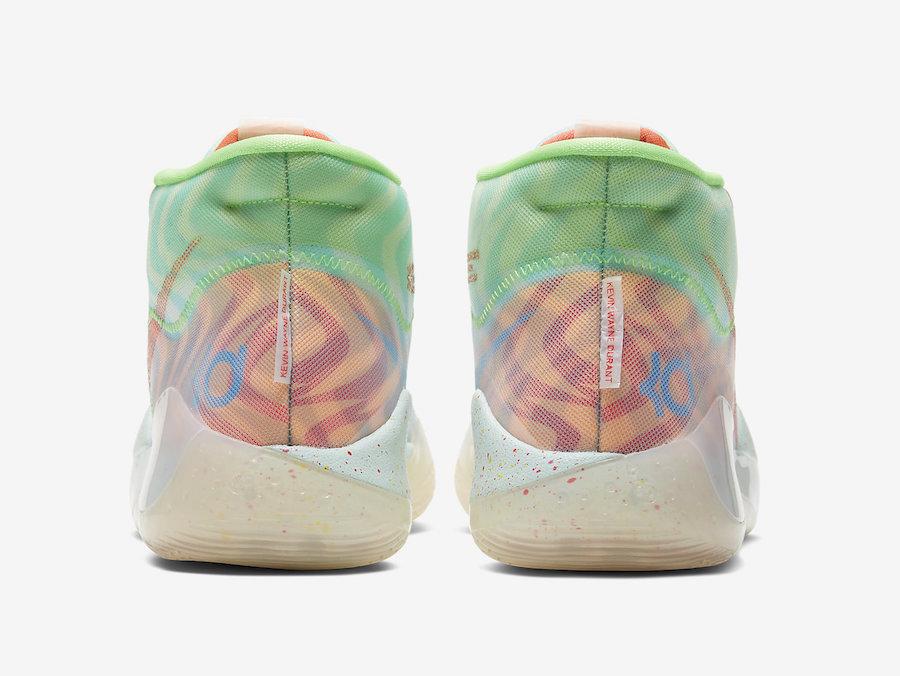 Nike KD 12 Wavvy CW2774-300 Release Date Info