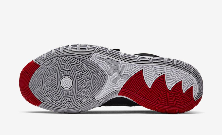 Nike Kyrie 6 Bred BQ4630-002 Release Date