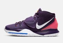 Nike Kyrie 6 Enlightenment Grand Purple BQ4630-500 Release Date