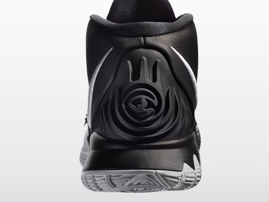Nike Kyrie 6 Heel