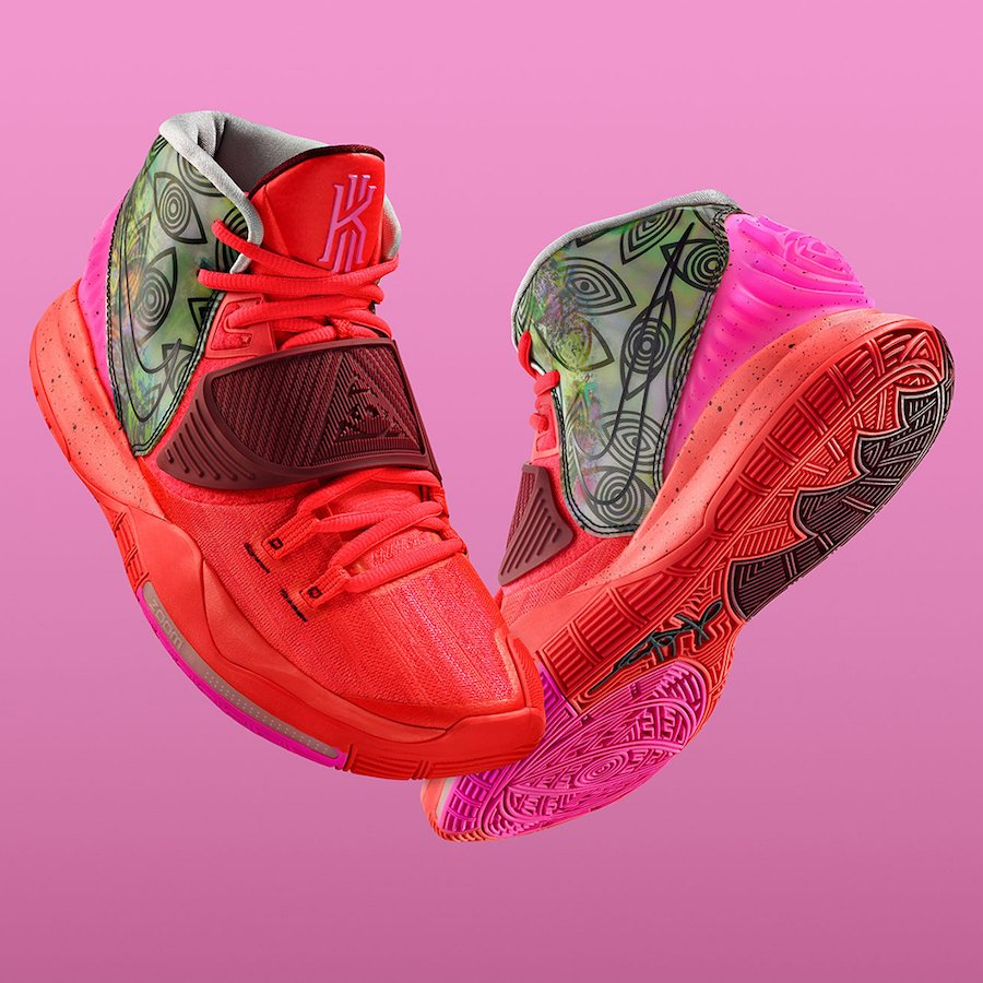 Nike Kyrie 6 Preheat Berlin CN9839-600 Release Date Info