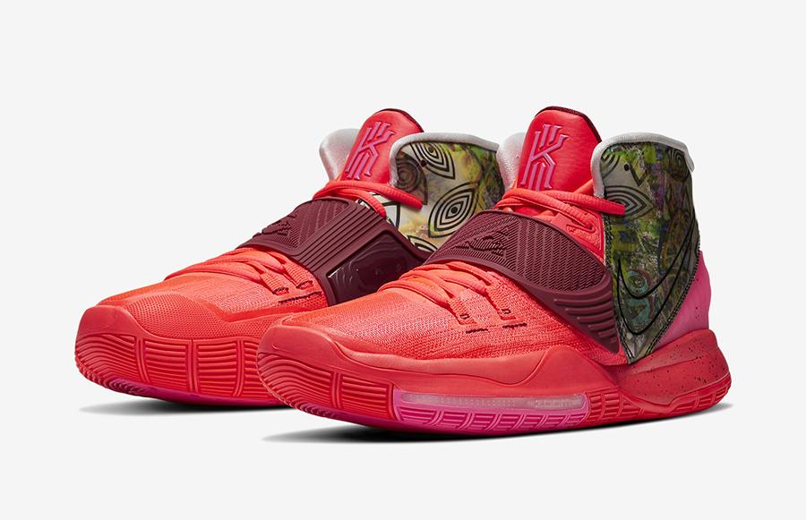 Nike Kyrie 6 Preheat Berlin CN9839-600 Release