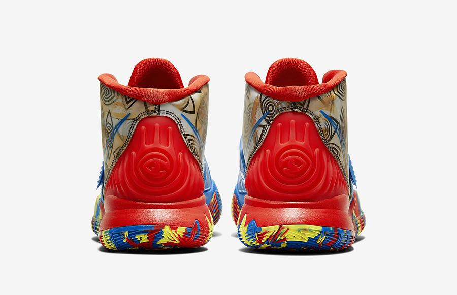 Nike Kyrie 6 Preheat Guangzhou CQ7634-409 Release