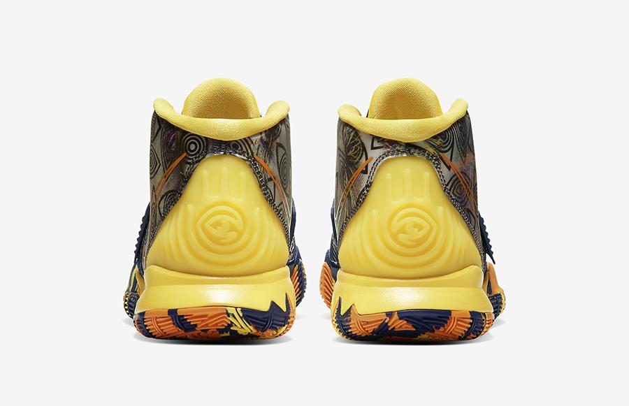 Nike Kyrie 6 Preheat Taipei CQ7634-401 Release