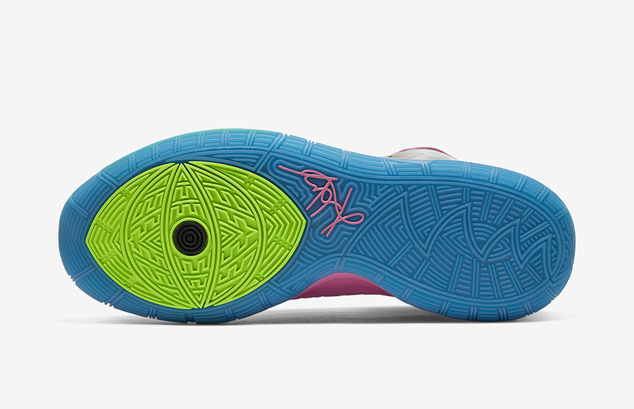 Nike Kyrie 6 Preheat Tokyo CQ7634-601 Release