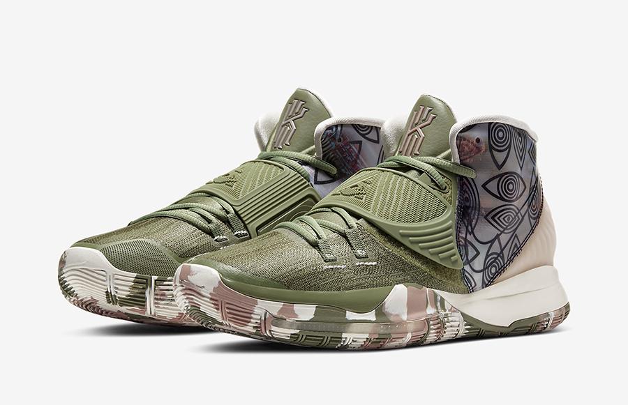 Nike Kyrie 6 Shanghai CQ7634-303 Release