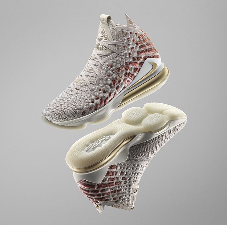 Nike LeBron 17 Win/Win CT3466-001 Release Date Info