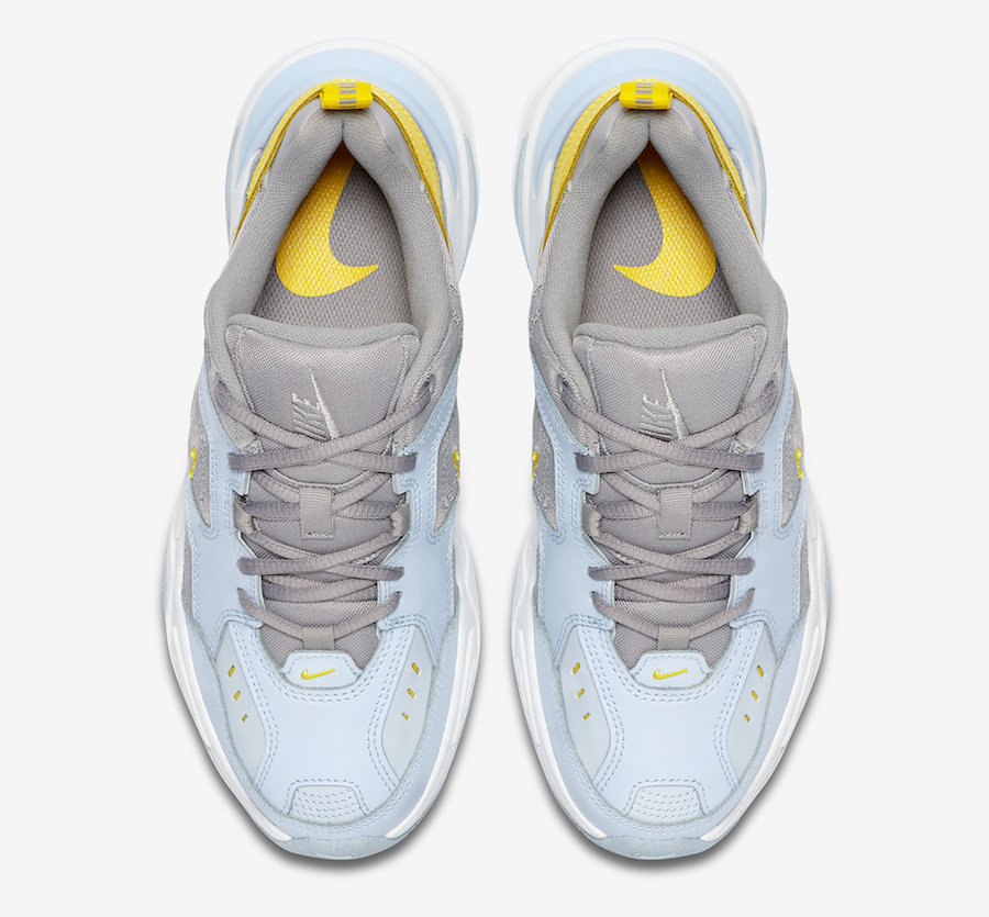 Nike M2K Tekno Half Blue AO3108-403 Release Date Info