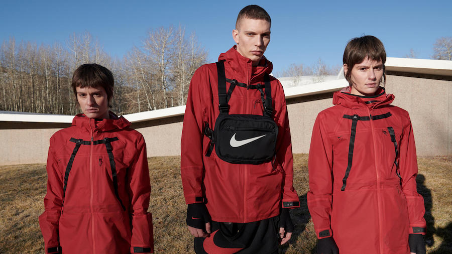 Nike MMW Series 003 Collection