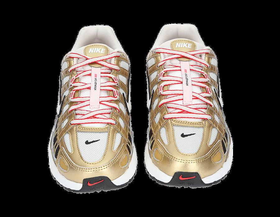 Nike P 6000 in Metallic Gold | Getswooshed