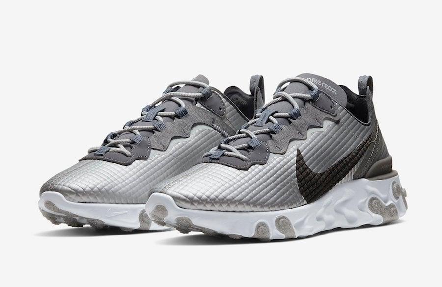 Nike React Element 55 CI3835-001 Release Date Info