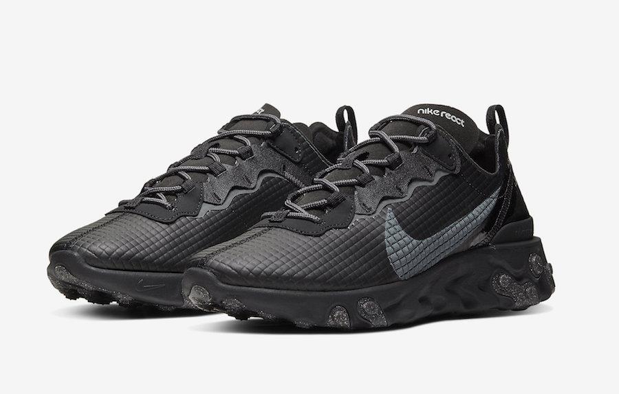 Nike React Element 55 CI3835-002 Release Date Info