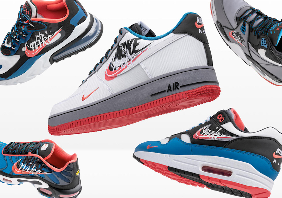 Nike 'Time Capsule' Pack Inspired by Retro Print Ads