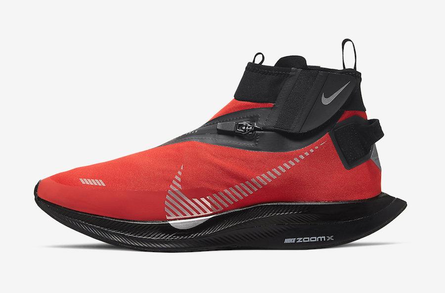 Nike Zoom Pegasus Turbo Shield Habanero Red BQ1896-600 Release Date Info