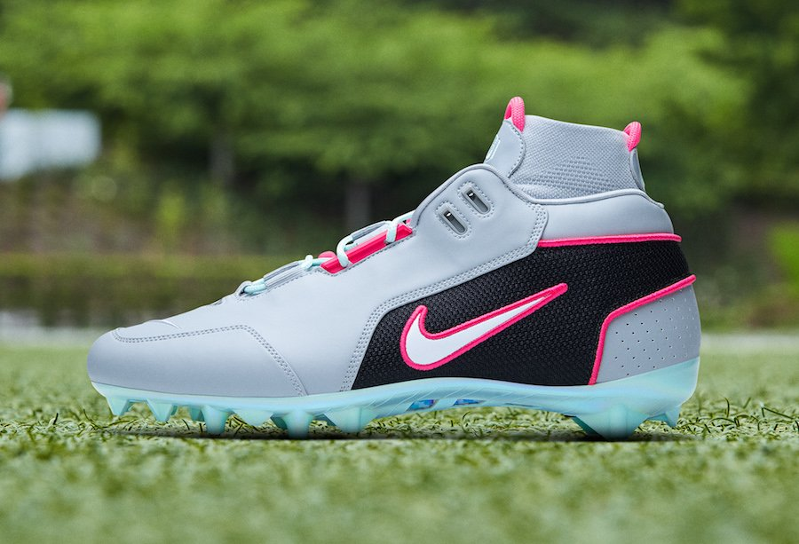 Odell Beckham Jr Nike Miami Vice Cleats