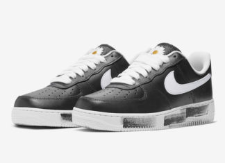 PEACEMINUSONE Nike Air Force 1 Para-noise AQ3692-001 Release Date