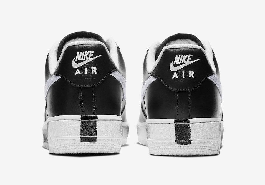 PEACEMINUSONE Nike Air Force 1 Para-noise AQ3692-001 Release Date