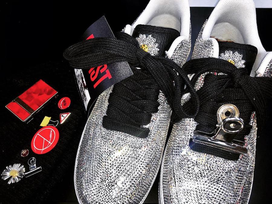 PEACEMINUSONE Nike Air Force 1 Para-noise Jewel Release Date Info