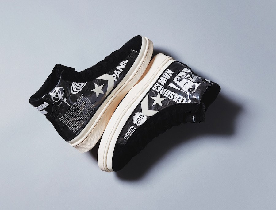 Pleasures Converse Pro Leather Release Date Info
