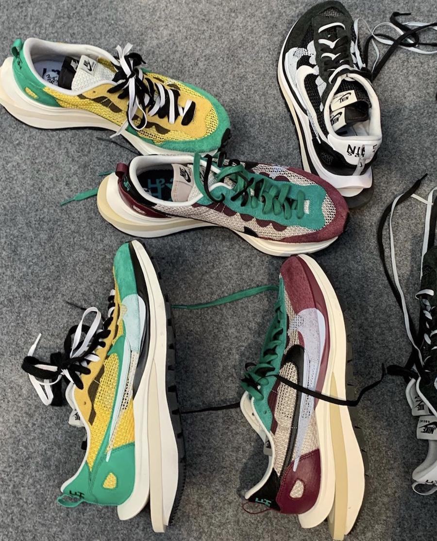 Sacai Nike Pegasus VaporFly Release Date