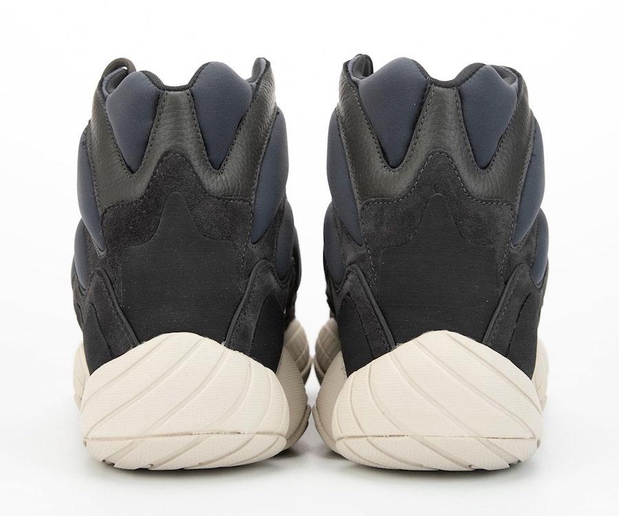 Slate adidas Yeezy 500 High FW4968