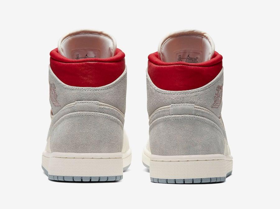 SNS Air Jordan 1 Mid CT3443-100 Release Date