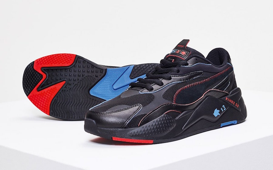 Sonic The Hedgehog Puma RS-X3 Release Date Info